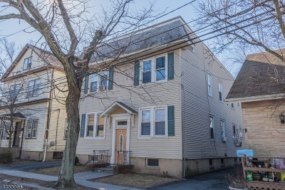 Maplewood Twp. Multi Family Home For Sale: 7 Lombardy Pl