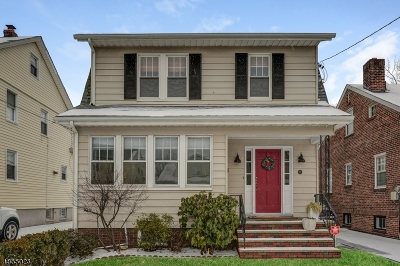 Maplewood Twp. Single Family Home For Sale: 28 Menzel Ave