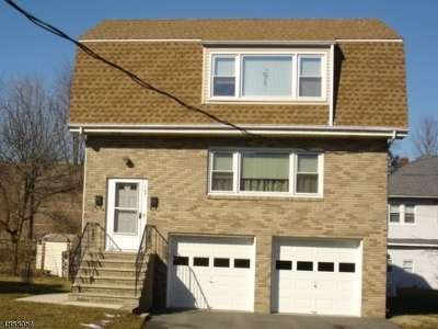 Boonton Town Multi Family Home For Sale: 122 Maple Ave