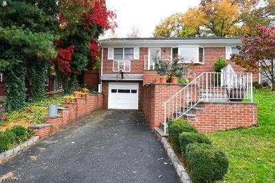 Glen Ridge Boro Twp. Single Family Home For Sale: 8 Astor Pl