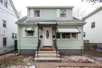 Roselle Boro Multi Family Home For Sale: 1104 Morris St