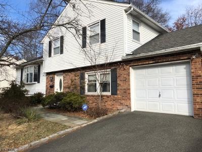 Livingston Twp. Single Family Home For Sale: 20 Belmont Dr