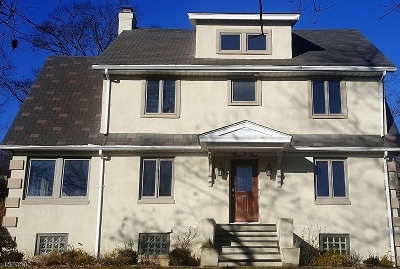 Montclair Twp. Single Family Home For Sale: 304 N Mountain Ave