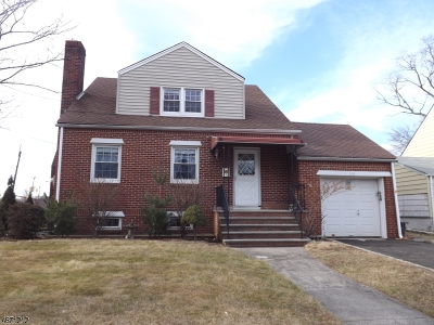 Union Twp. Single Family Home For Sale: 148 Kimberly Rd