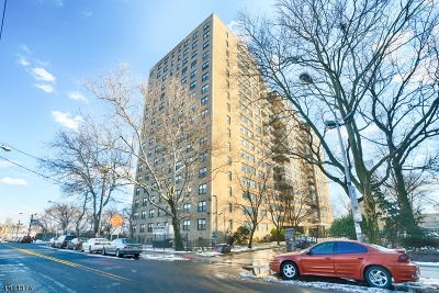 Jersey City Condo/Townhouse For Sale: 201 St Pauls Ave #15P