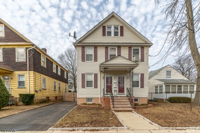 Union Twp. Multi Family Home For Sale: 868 Bishop St