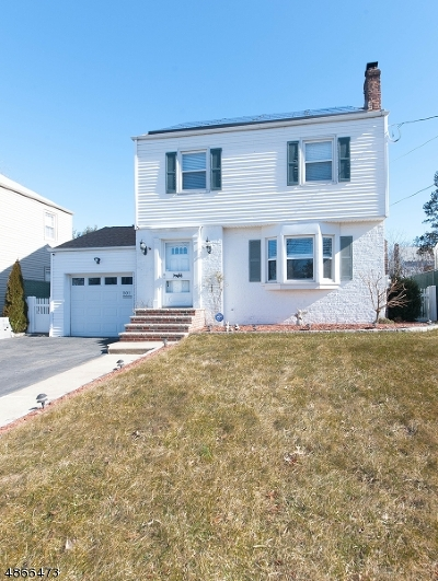 Union Twp. Single Family Home For Sale: 501 Whitewood Rd