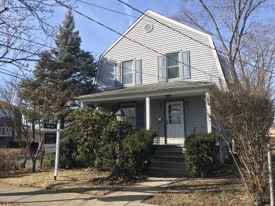 Millburn Twp. Single Family Home For Sale: 49 Blaine St