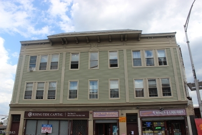 Jersey City Condo/Townhouse For Sale: 332 Martin Luther King Dr #3