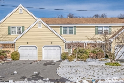 Morris Twp. Condo/Townhouse For Sale: 21 Independence Way