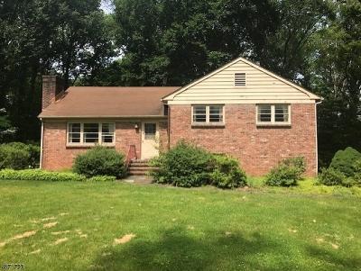 Woodbridge Twp. Single Family Home For Sale: 82 Ravine Dr
