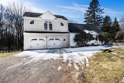 Randolph Twp. Single Family Home For Sale: 28 Longview Ave