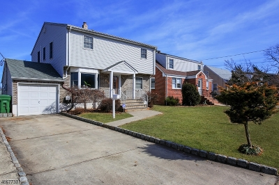 Linden City Single Family Home For Sale: 613 Woodlawn Ave