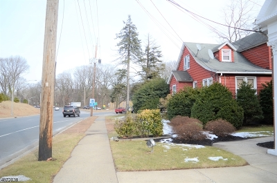 Mountainside Boro Multi Family Home For Sale: 1277 Route 22