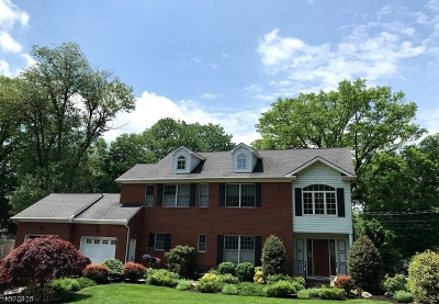 Scotch Plains Twp. Single Family Home For Sale: 2348 Westfield Ave