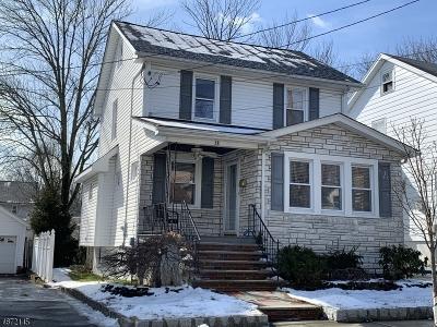 Millburn Twp. Single Family Home For Sale: 28 Rosedale Ave