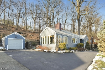 Morristown Town NJ Single Family Home For Sale: $449,000