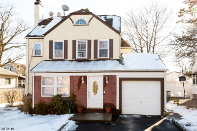 West Orange Twp. Multi Family Home For Sale: 40 Nutman Pl