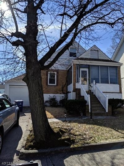 HILLSIDE Single Family Home For Sale: 626 Buchanan St