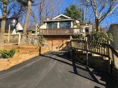 Roxbury Twp. Single Family Home For Sale: 136 Mt Arlington Blvd