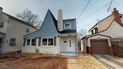 Union Twp. Single Family Home For Sale: 1553 Walker Ave