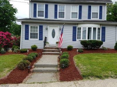 East Hanover Twp. Single Family Home For Sale: 511 Ridgedale Ave