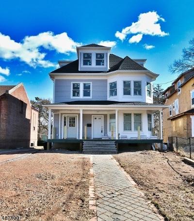 Montclair Twp. Multi Family Home For Sale: 55 Elm St