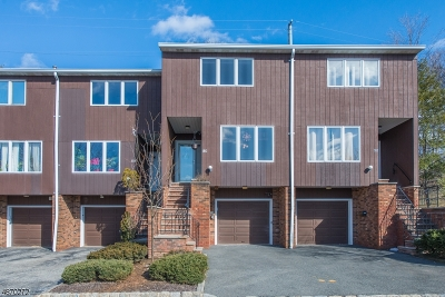 West Orange Twp. Condo/Townhouse For Sale: 180 Marion Dr