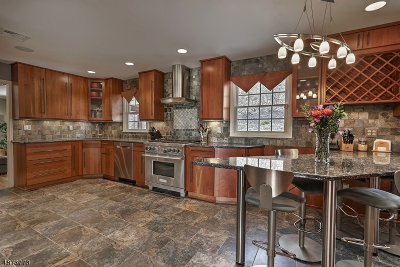 Morris Twp. Single Family Home For Sale: 45 Raynor Rd