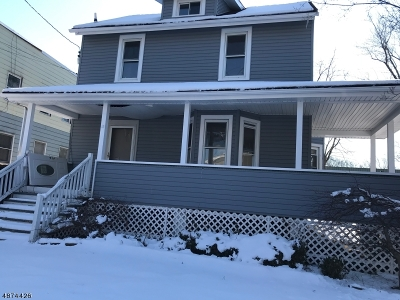 Cranford Twp. Single Family Home For Sale: 91 Winans Ave