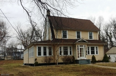 Plainfield City Single Family Home For Sale: 1030-36 Sherman Ave