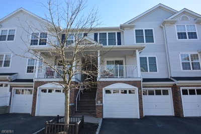 Denville Twp. Condo/Townhouse For Sale: 1011 Worthington Ct
