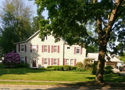 East Hanover Twp. Single Family Home For Sale: 10 Cedar St