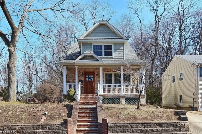 MOUNTAINSIDE Single Family Home For Sale: 154 Locust Ave