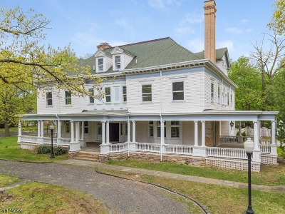Essex County, Morris County, Union County Rental For Rent: 957-63 Central Ave