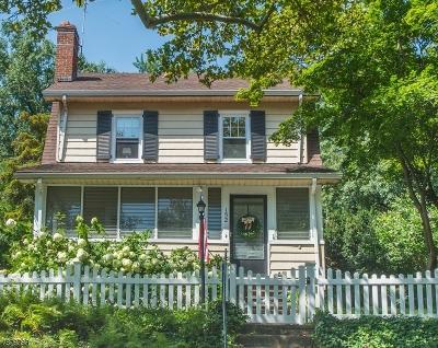 Glen Ridge Boro Twp. Single Family Home For Sale: 152 Essex Ave