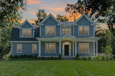 New Providence Boro Single Family Home For Sale: 33 Countryside Dr
