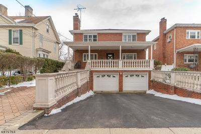 Roselle Park Boro Multi Family Home For Sale: 24 E Webster Ave