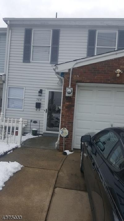 ELIZABETH Single Family Home For Sale: 506 Clifton St
