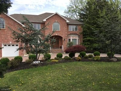 Clark Twp. Single Family Home For Sale: 304 Madison Hill Rd
