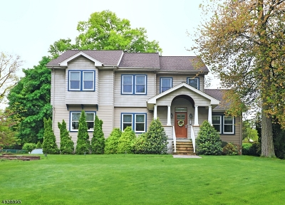 Hanover Twp. Single Family Home For Sale: 32 Knollwood Rd
