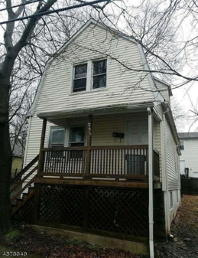 Union Twp. Single Family Home For Sale: 293 Oswald Pl