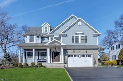 Scotch Plains Twp. Single Family Home For Sale: 2131 Gamble Rd