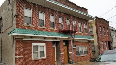 Linden City NJ Rental For Rent: $1,100
