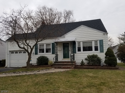 Union Twp. Single Family Home For Sale: 2540 Audrey Ter