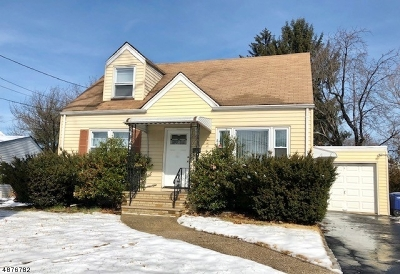 Union Twp. Single Family Home For Sale: 1218 Rony Rd