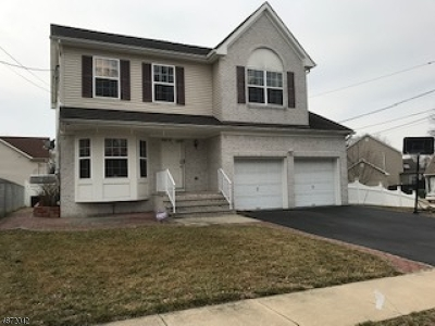 Edison Twp. Single Family Home For Sale: 18 Beech St