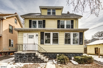 ROSELLE Single Family Home For Sale: 315 Spruce St