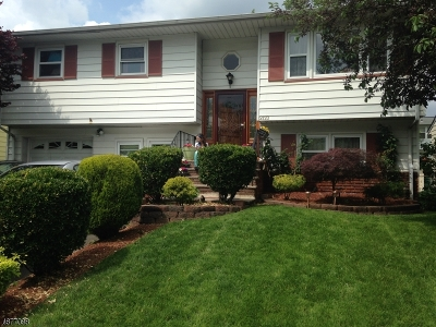 Union Twp. Single Family Home For Sale: 2133 Stanley Ter