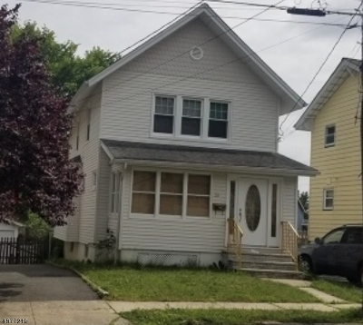 Maplewood Twp. Single Family Home For Sale: 59 Revere Ave